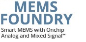 MEMS FOUNDRY smart sensors, bipolar foundry, bicmos wafer foundry, cmos and dielectric isolated DI Silicon Wafer Foundry Applied Thin Films services